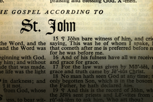 Testing the Gospels From John to Hippolytus