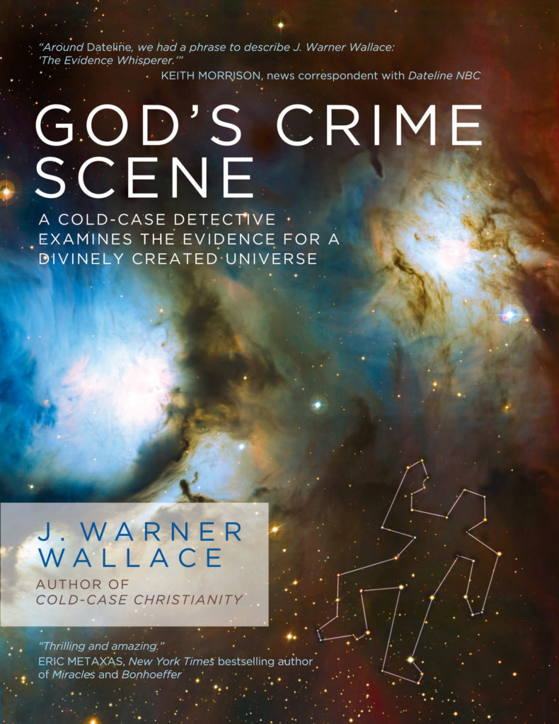 God's Crime Scene by J  Warner Wallace | Cold Case Christianity