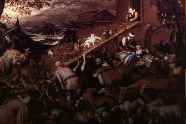 """a comparison of the great flood in the old testament of bible and the flood in the epic of gilgamesh """"the flood stories"""" the amazing stories of the great flood that are described in, the epic of epic of gilgamesh gilgamesh flood story vs biblical flood."""