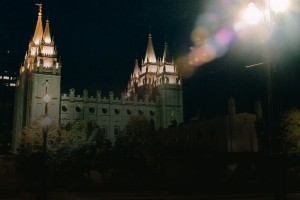 Changes in the Mormon God