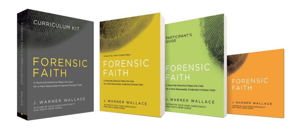 Forensic Faith Small Group Curriculum by J  Warner and Susie