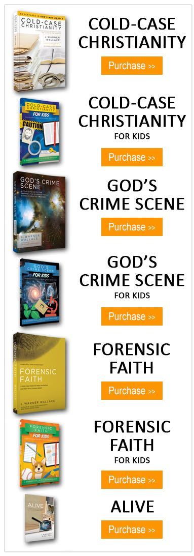 Cold-Case Christianity by J  Warner Wallace   Cold Case Christianity