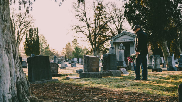 Afraid To Die? You're Probably Not A Christian