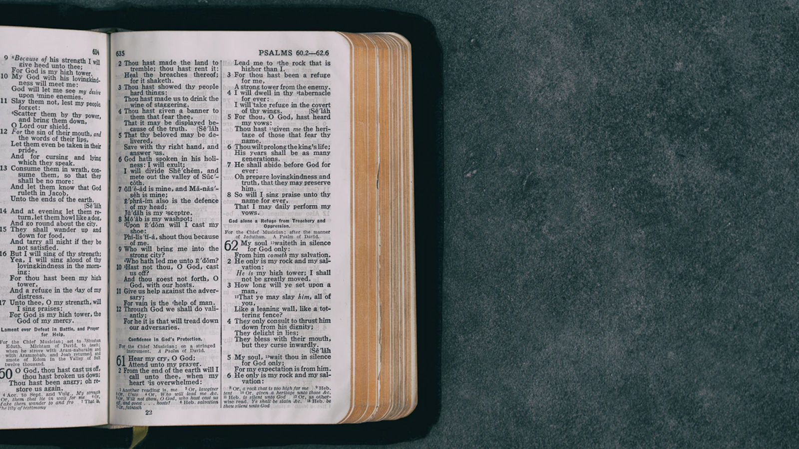 What Do We Mean When We Say the Bible is Inerrant