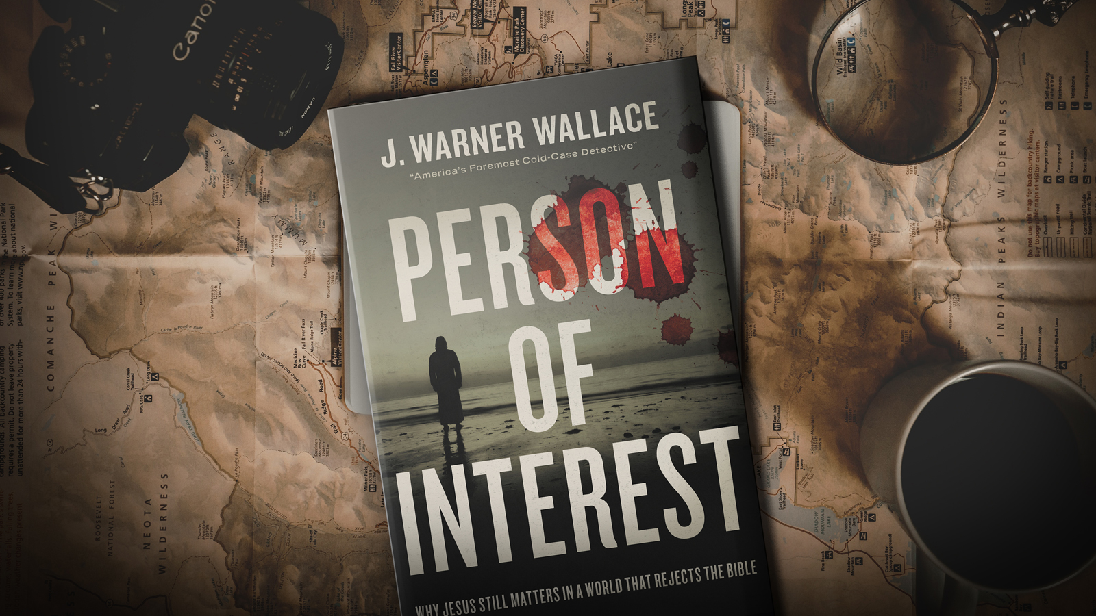 Person of Interest Book Launch Party with Alisa Childers